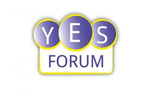 Logo of the YES Forum