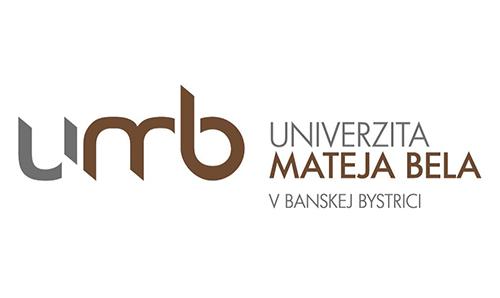 Univerzita Marteja Bela logo