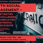 Cascais Yout Social Engagement Conference 2018