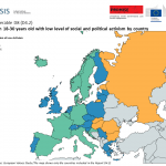 European Values Survey: Map of Youth Activism