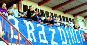 Varteks FC supporters