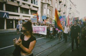 Zagreb pride demo